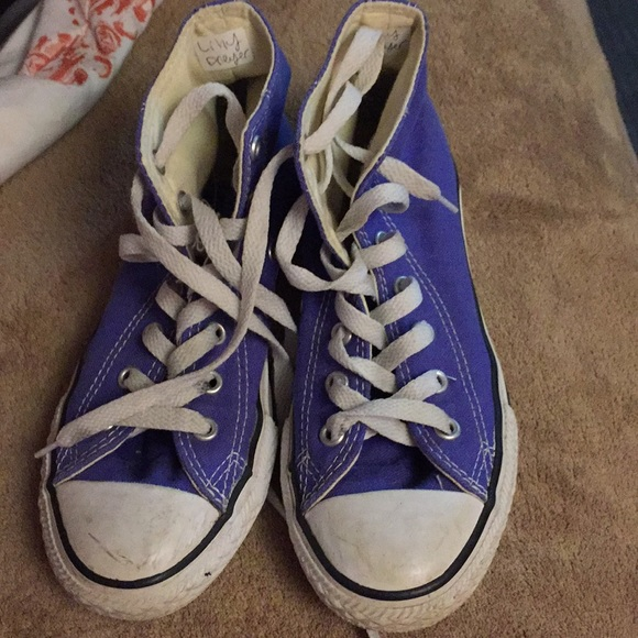 b0808b8903d9a6 Converse Other - converse high tops (PRICE DROP ONE DAY ONLY)